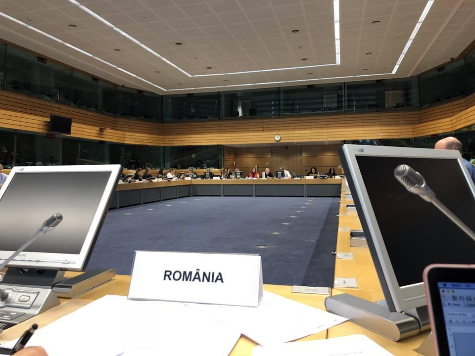 Președintele Colegiului Farmaciștilor din Buzău, Răzvan Prisada, reprezintă România la Bruxelles