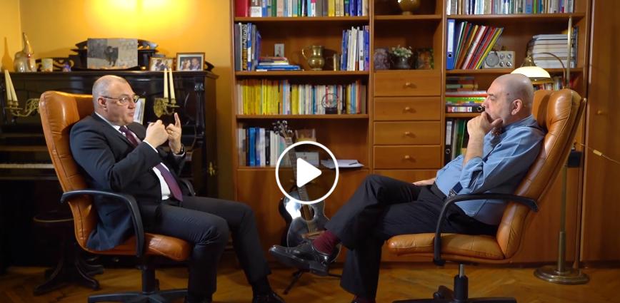 """""""Mecanismele Recrutării"""": George Butunoiu în dialog cu Iulian Trandafir, CEO Alliance Healthcare"""