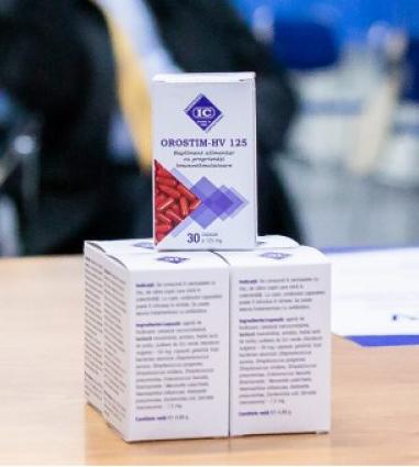 OROSTIM-HV, primul produs lansat pe piaţă, după preluarea Institutului Cantacuzino de către MApN