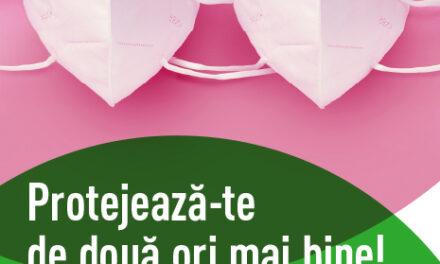 Farmaciile Alphega încurajează femeile să se protejeze de două ori mai bine și să meargă la un control preventiv
