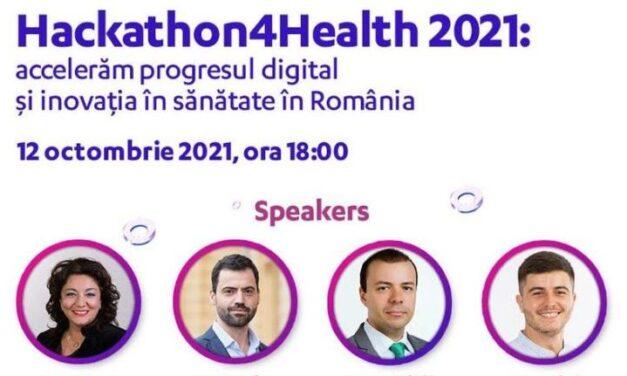 Webinar Hackathon4Health 2021 – 12 octombrie